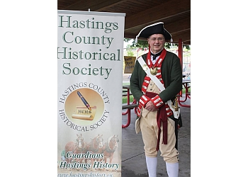 Belleville places to see Hastings County Historical Society