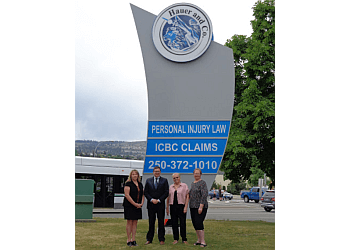 Kamloops medical malpractice lawyer Hauer & Co