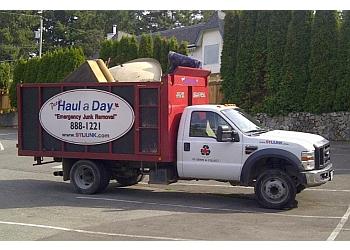 Victoria junk removal Haul a Day Junk Removal