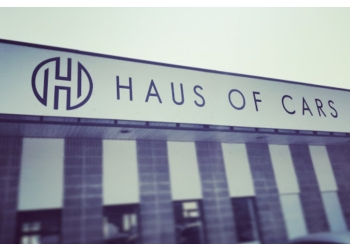 Burnaby auto body shop Haus of Cars
