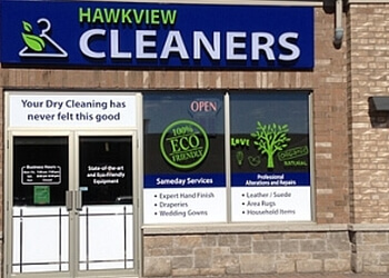 Vaughan dry cleaner Hawkview Cleaners