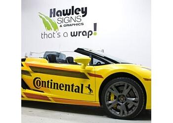 Ottawa sign company Hawley Signs & Graphics Ltd.