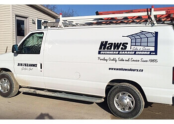 Guelph garage door repair WM Haws Overhead Doors