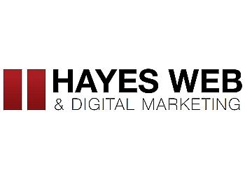Hamilton web designer Hayes Web & Digital Marketing