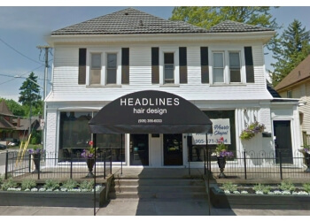 Niagara Falls hair salon Headlines Hair Design