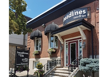 Stouffville hair salon Headlines Salon