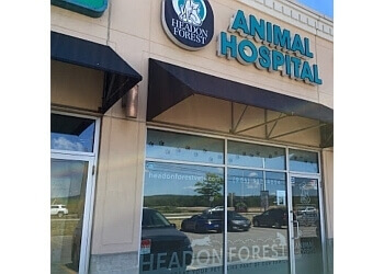 Burlington veterinary clinic Headon Forest Animal Hospital