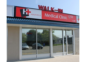 Winnipeg urgent care clinic Health Plus Medical Centre