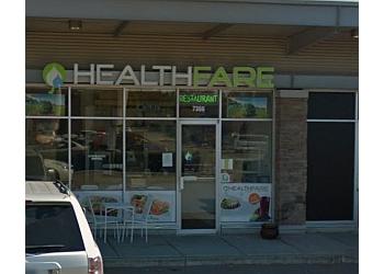 Burnaby vegetarian restaurant Healthfare Restaurant