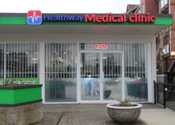 Langley urgent care clinic Healthway Medical Clinic