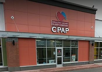 Calgary sleep clinic Healthy Heart Sleep Company