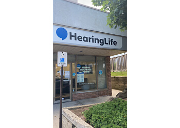 Hamilton audiologist HearingLife