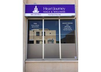 Newmarket yoga studio Heart Journey Yoga & Wellness