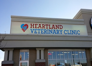 Airdrie veterinary clinic Heartland Veterinary Clinic