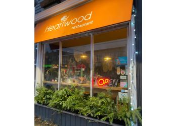 Halifax vegetarian restaurant Heartwood