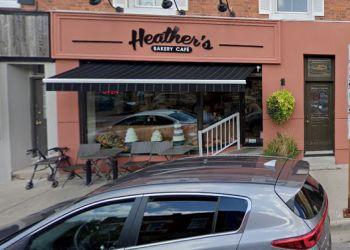 Halton Hills bakery Heather's Bakery & Cafe