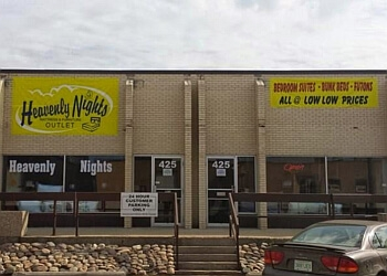 Saskatoon mattress store Heavenly Nights Mattress & Furniture Outlet