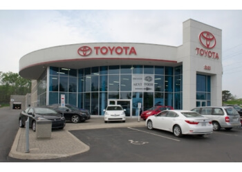 Kitchener car dealership Heffner Toyota