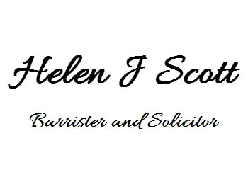 Sault Ste Marie employment lawyer Helen J Scott