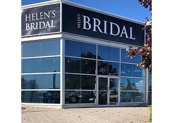 Barrie bridal shop Helen's Bridal