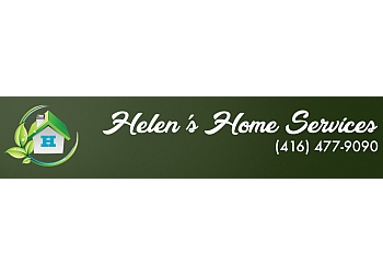 Ajax house cleaning service Helen's Home Services