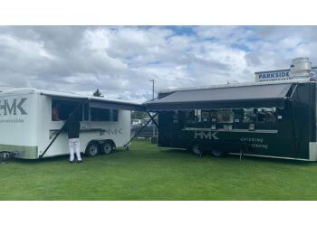 Abbotsford food truck Helm's Mobile Kitchen