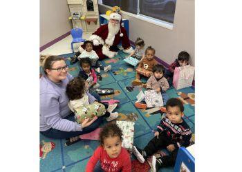 Ajax preschool Helping Hands Daycare