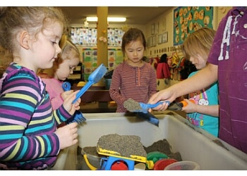 Edmonton preschool Helping Hands Early Learning Centre