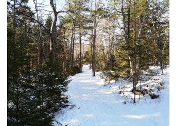 Halifax hiking trail Hemlock Ravine Park Trail