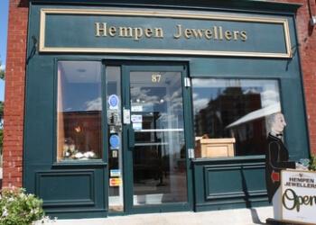 Markham jewelry Hempen Jewellers