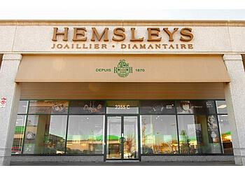 Dollard des Ormeaux jewelry Hemsleys Jewellers