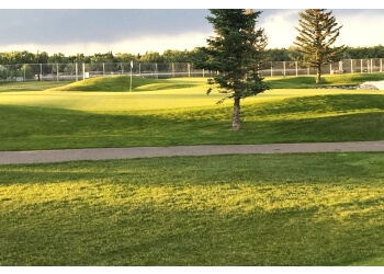 Henderson Lake Golf Club Lethbridge Golf Courses