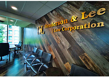 Burnaby dui lawyer Henderson & Lee Law Corporation