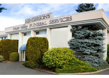 Abbotsford funeral home Henderson's Fraser Valley Funeral Home