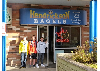 Sherwood Park bagel shop Hendrickson Bagels
