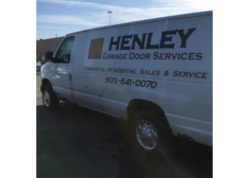 St Catharines garage door repair Henley Garage Door Services