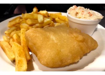 Brampton fish and chip Henry's Fish & Chips