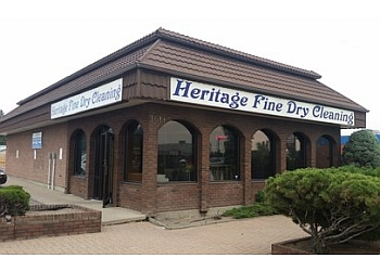 Lethbridge dry cleaner Heritage Fine Drycleaning