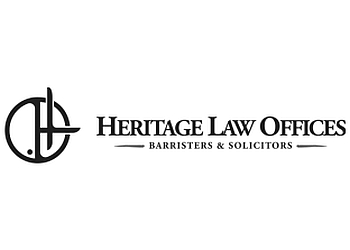 Edmonton notary public Heritage Law Offices