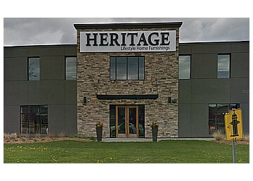 Burlington furniture store Heritage Lifestyle Home Furnishings
