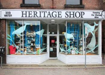 St Johns gift shop Heritage Shop