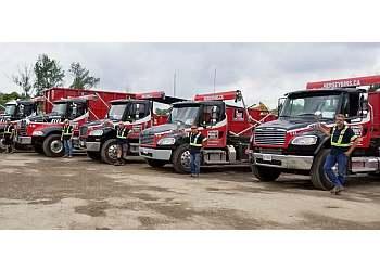 Orangeville junk removal Hersey Bins