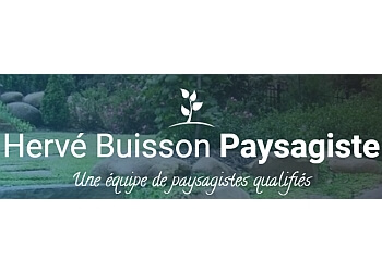 Montreal landscaping company Hervé Buisson Paysagiste