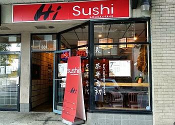 New Westminster sushi Hi Sushi