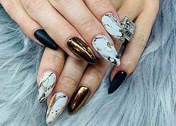 St Albert nail salon Hi-Tech Nails Spa | Bar