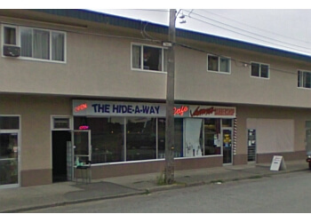 Chilliwack cafe The Hide A Way cafe