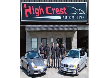 Barrie car repair shop High Crest Automotive