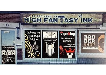 Mirabel tattoo shop High Fantasy Ink