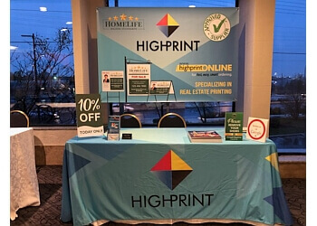 Richmond Hill printer High Print Company