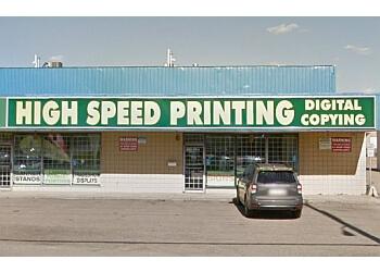 Edmonton printer High Speed Printing